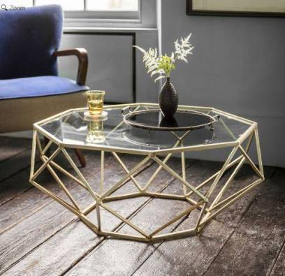 8 Solitaire Coffee Table